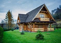 Создание деревянных декораций